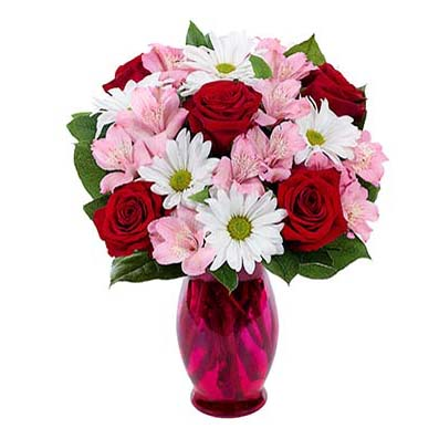ارسال گل تولد به آمریکا